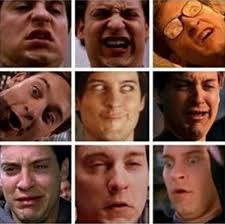 Spiderman Face Meme - this is why they remade spiderman funny dank memes gag
