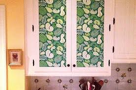 removable wallpaper for kitchen cabinets removable wallpaper for kitchen cabinets unexpected ways to decorate