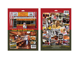 restaurant gift cards costco restaurant gift card packaging the dion