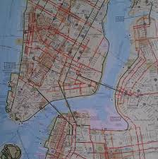 Brooklyn Safety Map Map Of The Month U2013december 2014