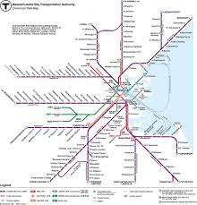 Green Line Boston Map by Railroad Net U2022 View Topic Fairmount Line Discussion Future