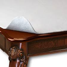 flannel backed vinyl table pad amazon com homecrate premium cushioned heavy duty vinyl table pad