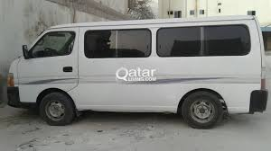 urvan nissan 2015 nissan urvan mini bus 2008 for sale qatar living