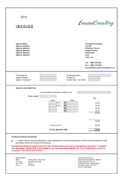 25 melhores ideias de invoice format no pinterest design de