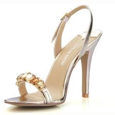 wedding shoes daily gold silver wedding shoes slingbacks women one