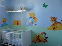 deco winnie l ourson pour chambre charmant chambre bébé winnie ourson et dacoration winnie chambre