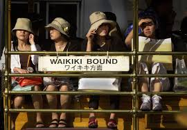 japanese tourists u0027 longing for hawaii is still worth banking on