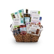 Organic Gift Baskets Jovial Gluten Free Gift Basket Jovial Foods Inc