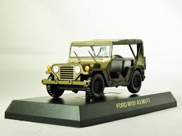 m151 mutt 1 64 kyosho military vehicle minicar ford m151 a2 mutt dark green