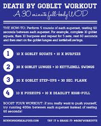 New York travel wods images Death by goblet workout a 30 minute total body conditioning wod jpg