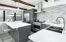black and white kitchen backsplash white kitchen gray backsplash grey and white marble herringbone tile