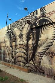 best 25 los angeles usa ideas on pinterest la los angeles street art by cryptik in los angeles usa this mural of lord ganesha along the side of the venice love shack at 2121 lincoln blvd was painted by
