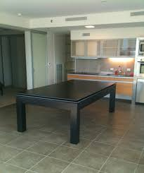 Pool Table With Dining Table Topoh I Think So Dining Room Table - Kitchen pool table