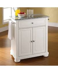 crosley furniture kitchen cart amazing deal on crosley furniture alexandria granite top kitchen