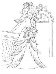 barbie princess dress drawing drawing art library