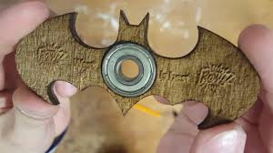 how to make a fidget spinner out of wood