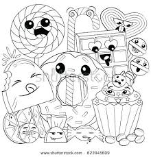 healthy food coloring pages preschool food coloring pages black white coloring page cute sweet stock