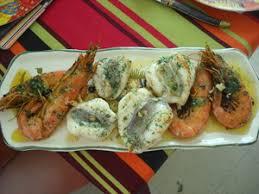 cuisiner des joues de lotte joues de lotte et gambas au beurre ail et persil recette iterroir