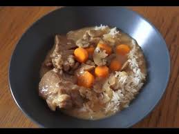 recette cuisine companion recette de blanquette de veau recette cuisine companion moulinex