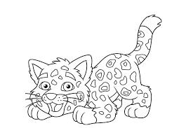 dessin de tigre colorier l dessincoloriage