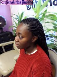 braids in front hair in back front cornrows back box braids yelp