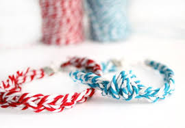 braided friendship bracelet images Bakers twine braided friendship bracelets jpg