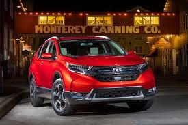 honda cr v vs lexus 2017 honda cr v touring first drive review automobile magazine