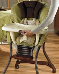 fisher price high chair in zen collection baby on high chair