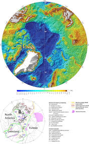 World Plate Boundaries Map by Chapter 3 Circum Arctic Mapping Project New Magnetic And Gravity