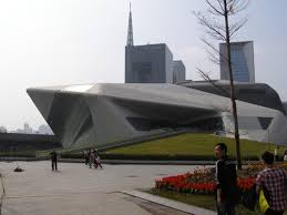 architecture blog the guangzhou opera house an architectural review china urban