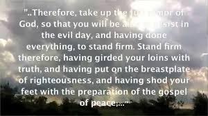 spiritual warfare bible promises spoken youtube