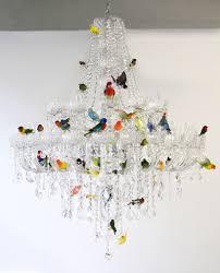 chandelier magnets xl bird chandelier by sebastian errazuriz chandeliers bird and