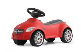 cars mercedes red push car mercedes slk55amg red jamara shop