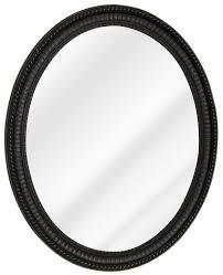 Black Oval Bathroom Mirror Oval Bathroom Mirrors Decor References