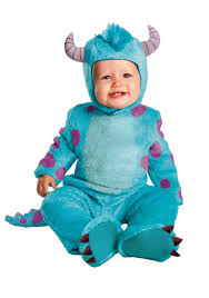 sully costume infant classic sulley costume