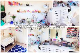 updated beauty room tour office youtube loversiq