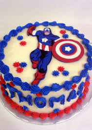 captain america cakes captain america birthday cake a of cake utah