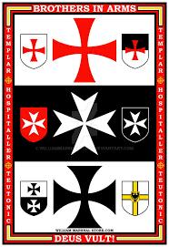 Military Flag Order Knights Templar Flag On Pinterest Knights Templar Freemasonry