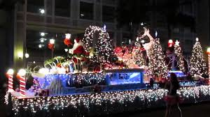 Honolulu City Lights Honolulu City Electrical Lights Parade 2014 Youtube