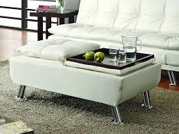 Futon Coffee Table 5 Ways To Use A Futon Storage Ottoman At Home
