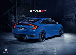 Is The Honda Civic Si Turbo Our 2016 Honda Civic Si Coupe Preview Render Images 2016 Honda