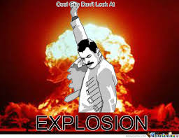 Explosion Meme - cool guy don t look at explosion by tuners34 meme center