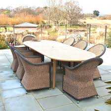 Teak Patio Dining Table Design Ideas Patio Astonishing Outdoor Dining Sets Costco Patio