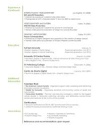 Sample Resume For Graphic Artist by Graphic Designer Resume Sample Free Resume Example And Writing
