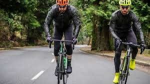 clear cycling jacket this gore tex cycling jacket weighs less than an energy bar