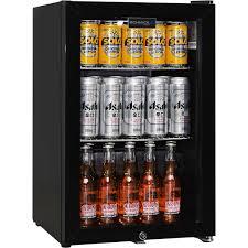 mini bar fridge glass door black schmick bar fridge low e glass door and lock delivery