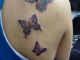 28 3 butterfly tattoo 45 incredible 3d butterfly tattoos