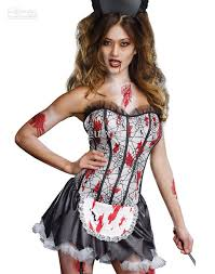 halloween costumes zombie woman photo album scary halloween