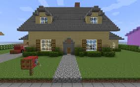 simple homes to build detail for minecraft house hd wallpaper picture fajne