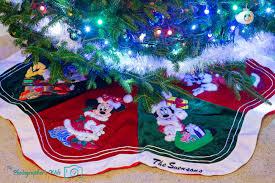 trent u0027s first christmas tree part 2 u2013 disney style u2013 the